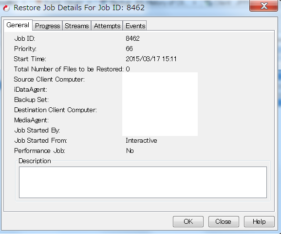 job priority